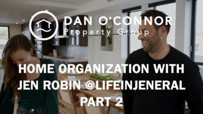 home organization part with Jen @lifeinjeneral part 3