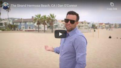 the strand hermosa beach